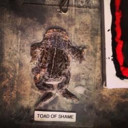 "Stephen Moyer Explains ""The Toad of Shame"""