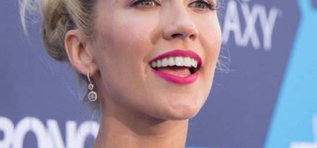 Anna Camp at the 2014 Young Hollywood Awards