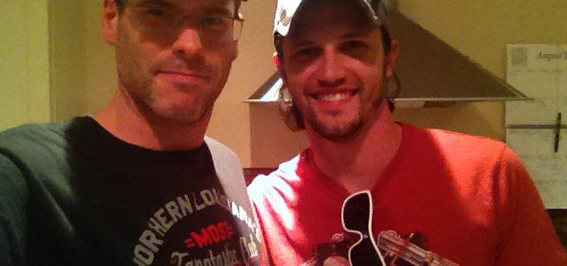 EJ Scott interviews True Blood's James, Nathan Parsons