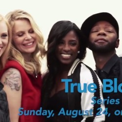 True Blood stars on the TV Guide Yacht at Comic-Con 2014!