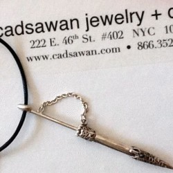 Contest Giveway: Janet Cadsawan Necklace worn on True Blood