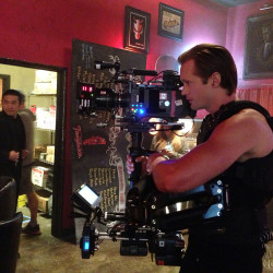 Photos from the last days of shooting True Blood Season 7