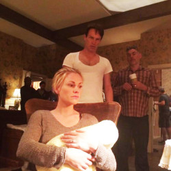 More behind the scenes True Blood Season 7 Photos