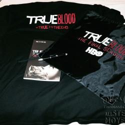 Comic Con 2014 True Blood Swag