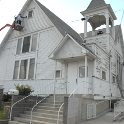 True Blood Begets Paint Job for Historic Church