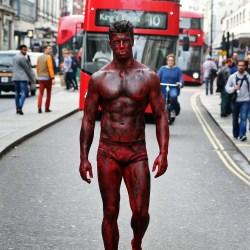 A Bloody Bill in London for True Blood Season 7 Release