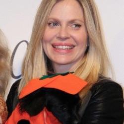 Kristin Bauer attends Amanda Foundation's 2014 Halloween Event