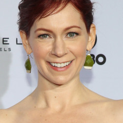 Carrie Preston presents at the International Emmy Awards