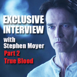 Exclusive Interview: Stephen Moyer's vision on the True Blood Finale