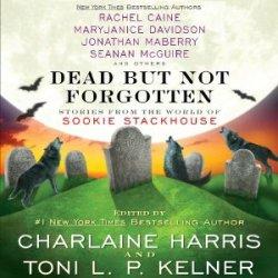 """Dead But Not Forgotten"" Hits the shelves tomorrow"