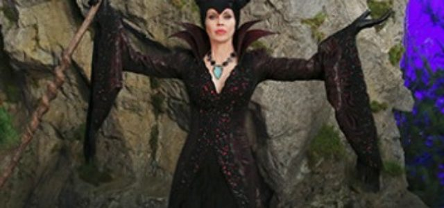 """Images of Kristin Bauer's """"Maleficent"""" which airs Sunday night"""