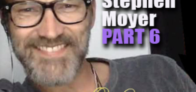 Exclusive Interview with Stephen Moyer final part