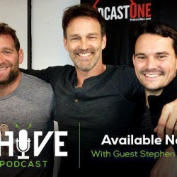 "Stephen Moyer on ""The Chive"" Podcast"