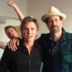 Sam Trammell on Nerdist Podcast