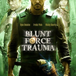 Poster released for Ryan Kwanten's Blunt Force