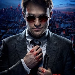 "Official Poster for Deborah Ann Woll's ""Daredevil"" released"