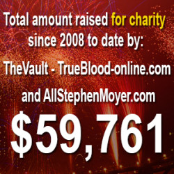 The Vault and AllStephenMoyer raise close to $60,000 for Charity