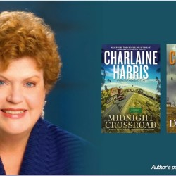 Join Charlaine Harris for reddit AMA Session on March 26