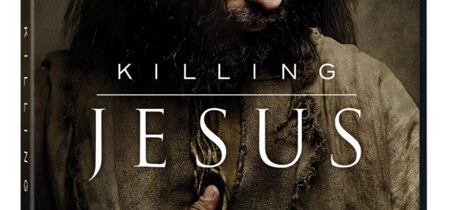 Stephen Moyer's Killing Jesus digital release set for June 2