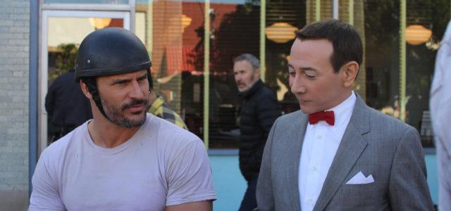 "Joe Manganiello joins the cast of ""Pee-wee's Big Holiday"""