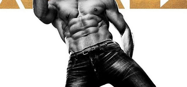 Magic Mike XXL Joe Manganiello Poster revealed