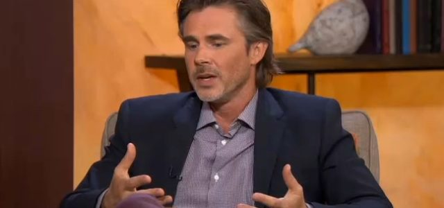 """Sam Trammell on True Blood and his new film """"The Aftermath"""""""