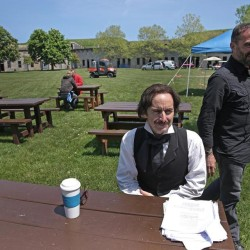 Denis O'Hare as Edgar Allen Poe in new PBS documentary
