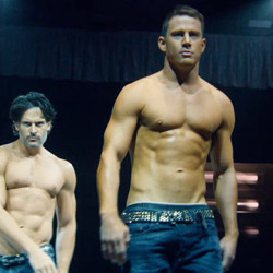 "New Trailer for Joe Manganiello's ""Magic Mike XXL"""