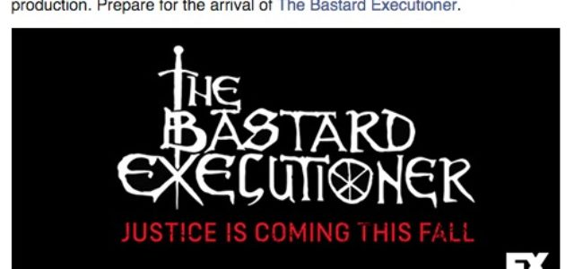 Stephen Moyer's The Bastard Executioner moves to series!