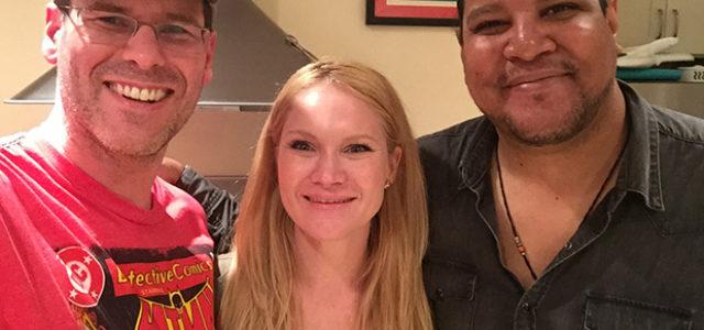 EJ Scott's Latest Podcast with Tara Buck and Chris Pierce