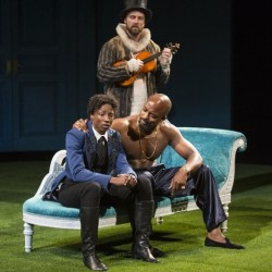 First Look at Rutina Wesley  in Twelfth Night