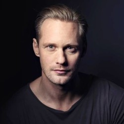 Alexander Skarsgård is all over promoting his upcoming films