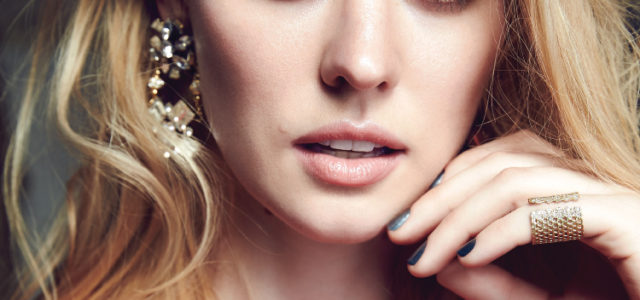 Deborah Ann Woll featured in September 2015  Glow Magazine